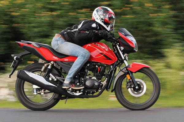 Hero Xtreme review, test ride