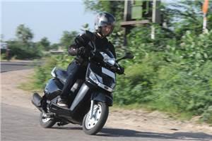 Mahindra Gusto review, test ride