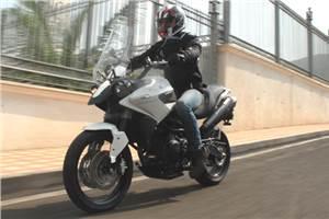 Moto Morini Granpasso review, test ride