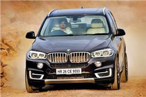 New BMW X5 review, road test
