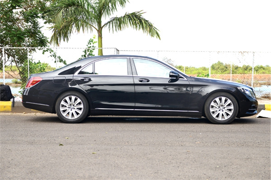 Mercedes benz s class s 350 cdi l review road test for Mercedes benz extended warranty reviews