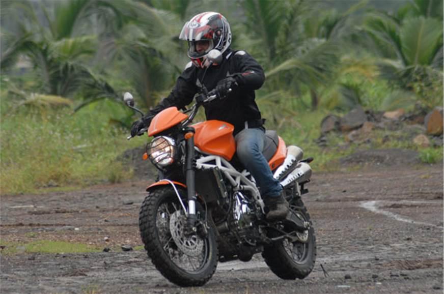 Moto Morini Scrambler.