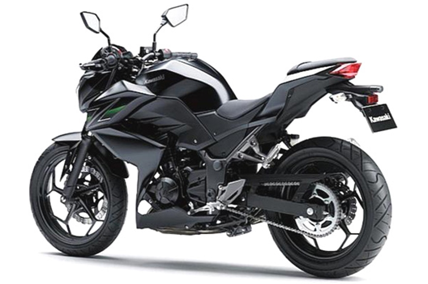Kawasaki launches Z250 and ER-6n in India - Autocar India
