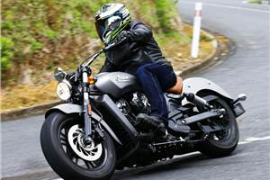Indian Scout review, test ride