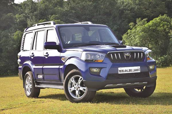 New Mahindra Scorpio review, road test