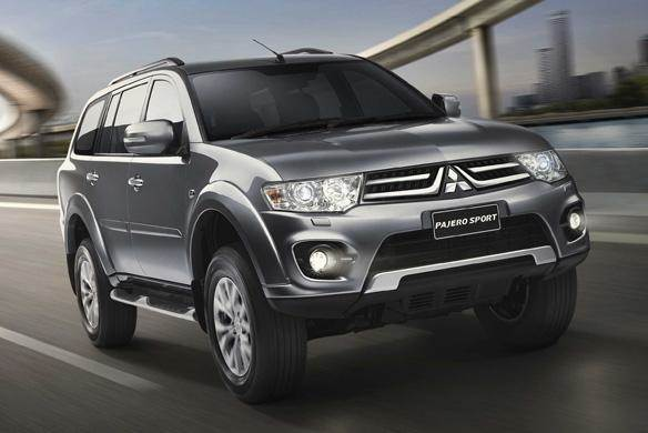 Mitsubishi Pajero Sport Auto launch this month