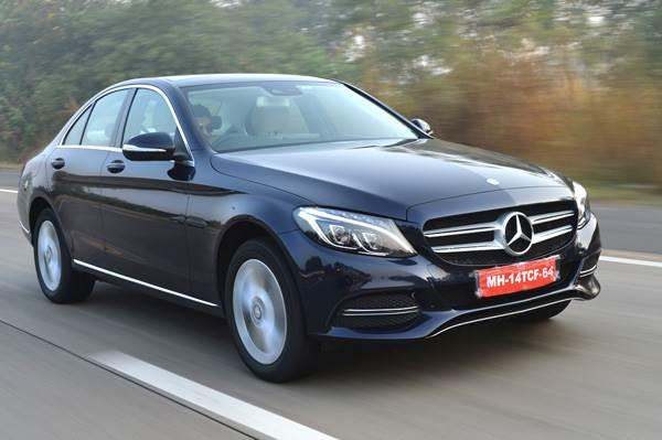 New Mercedes Benz C Class C 200 Petrol Review Test Drive