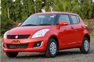 Maruti Swift facelift first look review