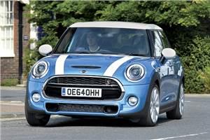 New Mini Cooper five-door review, test drive