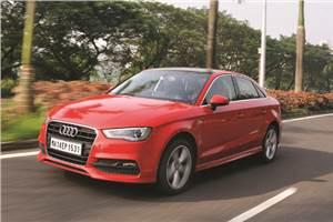 Audi A3 sedan review, road test