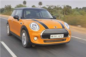 New Mini Cooper India review, test drive