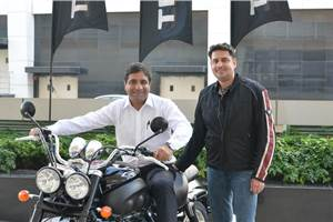 Triumph India opens two new dealerships