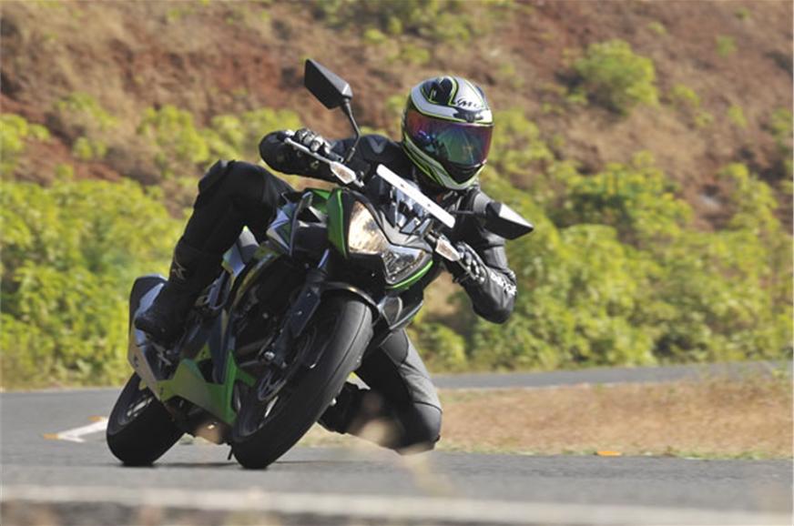 Kawasaki Z250 review, test ride - Autocar India