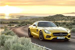 Mercedes-AMG GT review, test drive