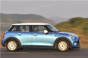 Mini 5 door India review, test drive