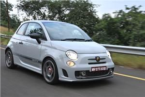 Fiat Abarth 595 Competizione review, test drive