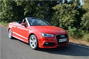 Audi A3 Cabriolet review, test drive