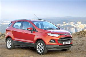 Ford EcoSport long term review second report