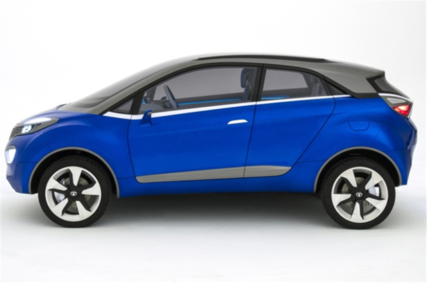 SCOOP! New Tata compact SUV to look like a mini Evoque ...