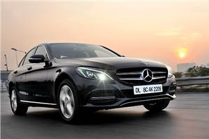 2015 Mercedes-Benz C 220 CDI review, test drive
