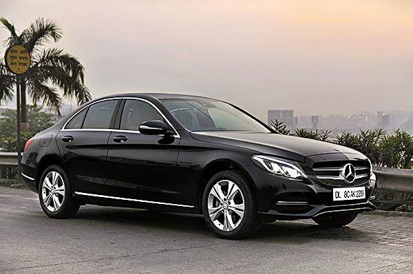 Mercedes C Class C 220 Cdi Diesel Launched At Rs 39 9 Lakh Autocar India