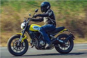 Ducati Scrambler review, test ride