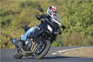 Kawasaki Versys 1000 review, test ride