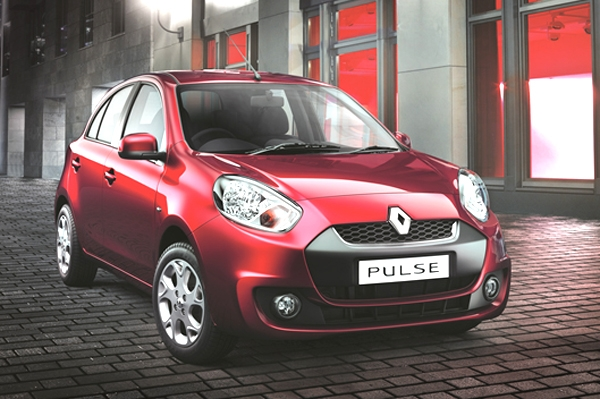 updated renault pulse gets more equipment autocar india. Black Bedroom Furniture Sets. Home Design Ideas