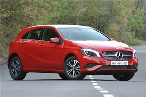 2015 Mercedes Benz A 200 CDI review, test drive