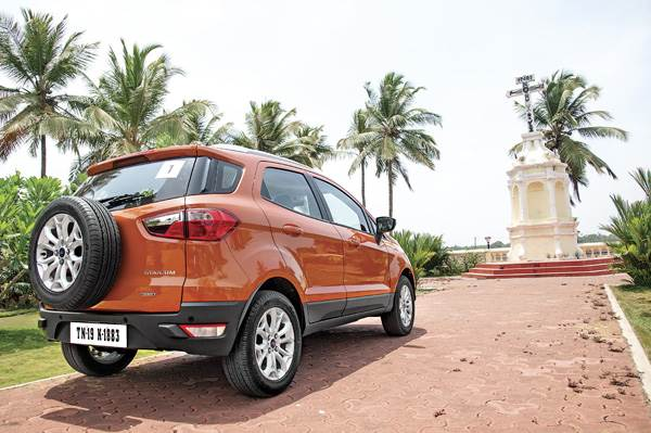 Ford EcoSport long term review final report