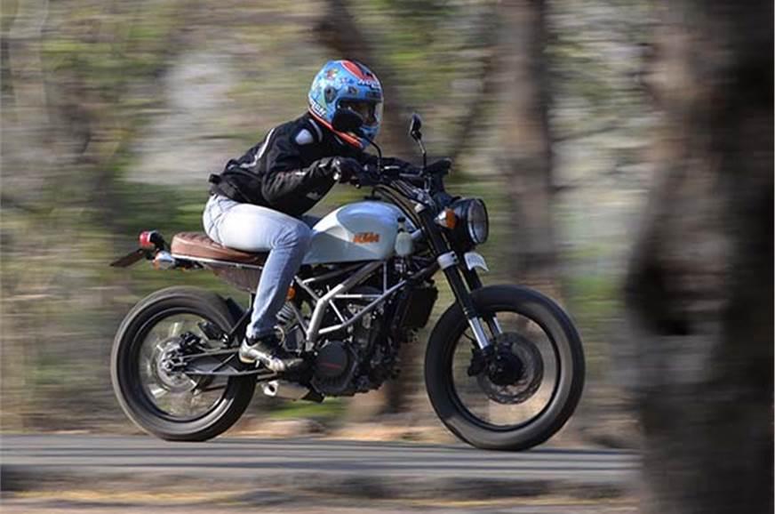 Kawasaki Z Vs Duke