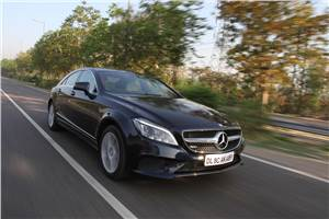 New Mercedes-Benz CLS 250 CDI first drive, review