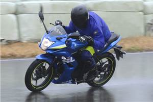 Suzuki Gixxer SF review, test ride
