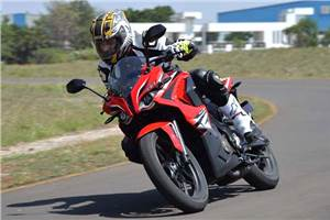 2015 Bajaj Pulsar RS 200 review, test ride