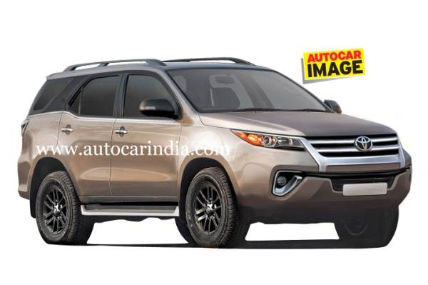 Toyota bets big on all-new Fortuner