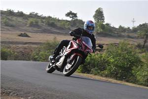 2015 Bajaj Pulsar RS 200 review, road test