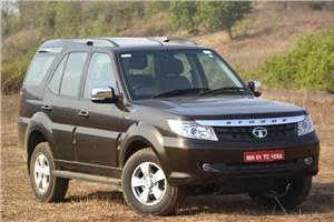 Tata Safari Storme facelift review, test drive