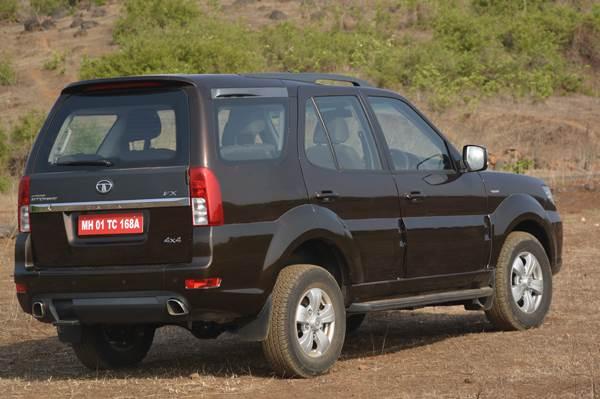 Tata Safari Facelift 2018 >> Tata Safari Storme facelift review, test drive - Autocar India