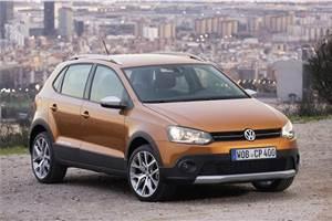 Volkswagen Cross Polo update in the works