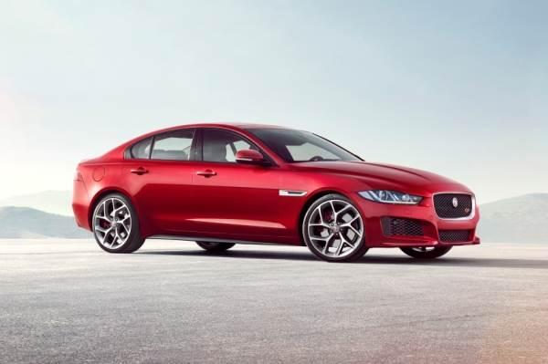 New Jaguar XE-S (for representation).