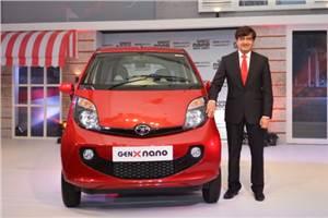 Tata GenX Nano launched at Rs 1.99 lakh