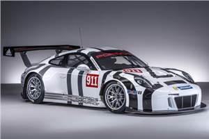 Porsche 911 GT3 R revealed