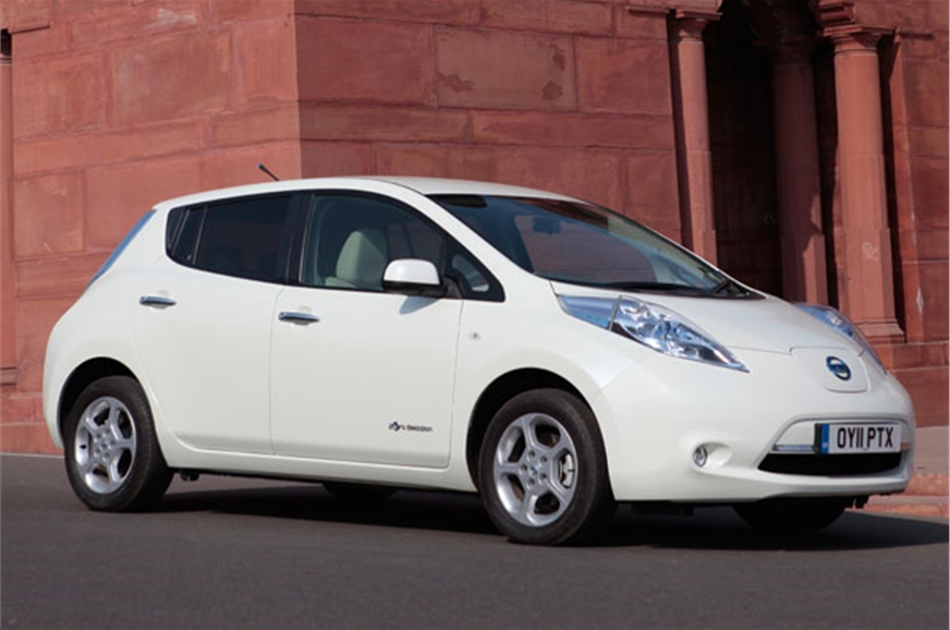 Nissan Leaf First Look Autocar India