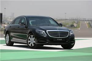 Mercedes-Benz S 600 Guard review, test drive