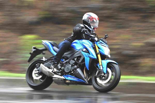 Suzuki GSX-S1000 review, test ride