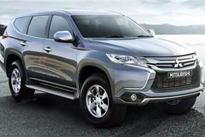 Next-gen Mitsubishi Pajero Sport to get sharper styling