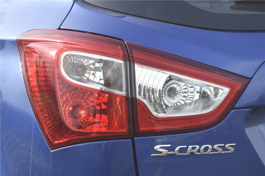 Maruti will launch the S-cross next month.