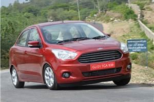 Ford Figo Aspire review, test drive