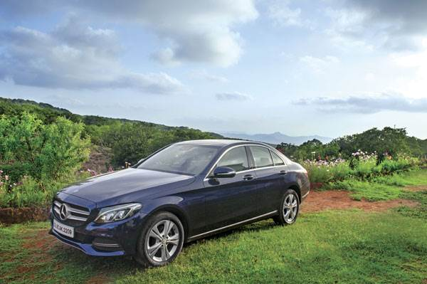 2015 Mercedes-Benz C 220 CDI long term review first report