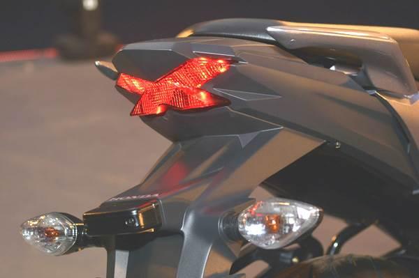 Twins Auto Sales >> Honda CB Hornet 160R first look - Autocar India